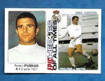 Real Madrid Ferenc Puskas Hungary (EHT)